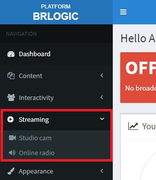 Oddcast V3 - Download and installation instructions - BRLOGIC Help